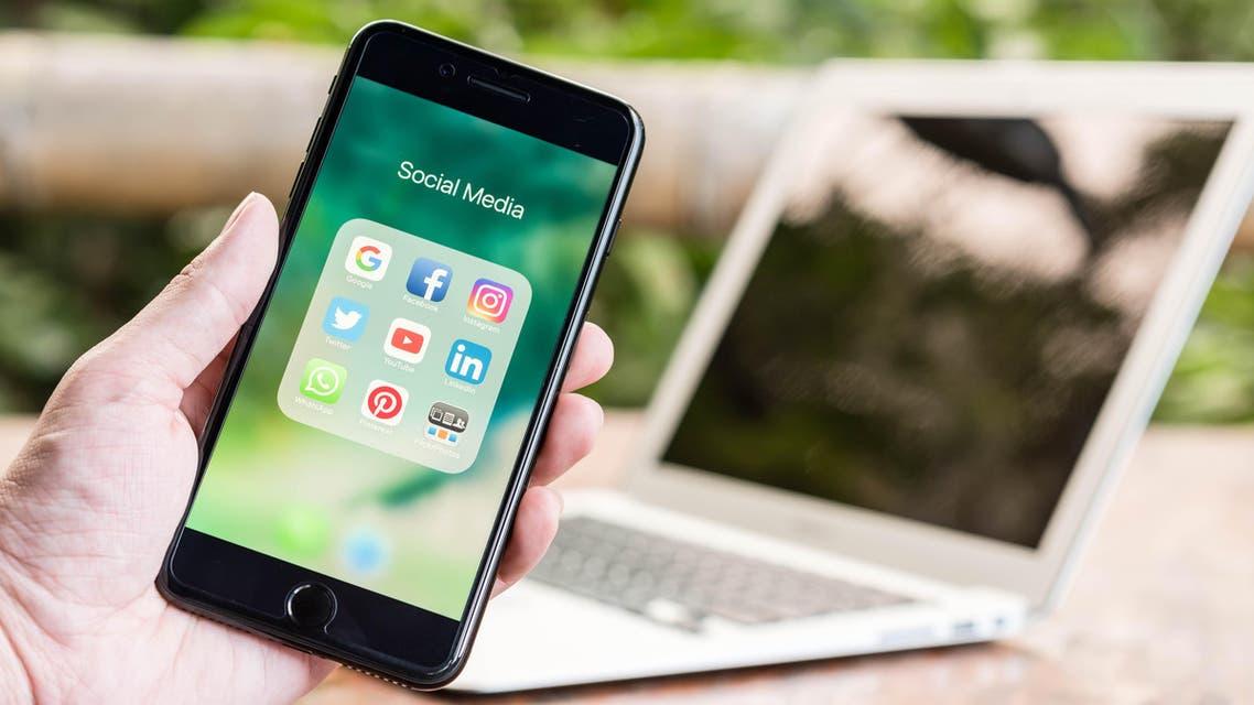 shutterstock social media