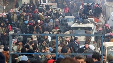 حلب.. المعارضة تتوقع إخراج نحو 20 ألف شخص خلال ساعات