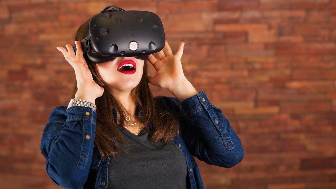 shutterstock VR goggles