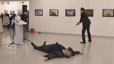 انقرہ میں روسی سفیر مسلح شخص کی فائرنگ سے قتل