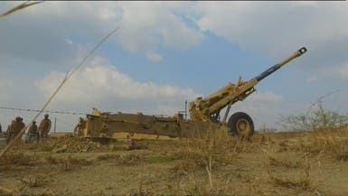 المدفعية السعودية تقصف أهدافاً عسكرية حوثية باليمن