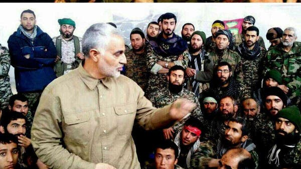 The visit by Soleimani, who is head of Iran's elite Quds Force, follows the mass evacuation of East Aleppo's residents. (Al Arabiya)