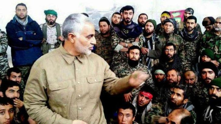 Iran's Mahan Air took 'illicit cargo' to Syria with Soleimani: Pilot, deleted report