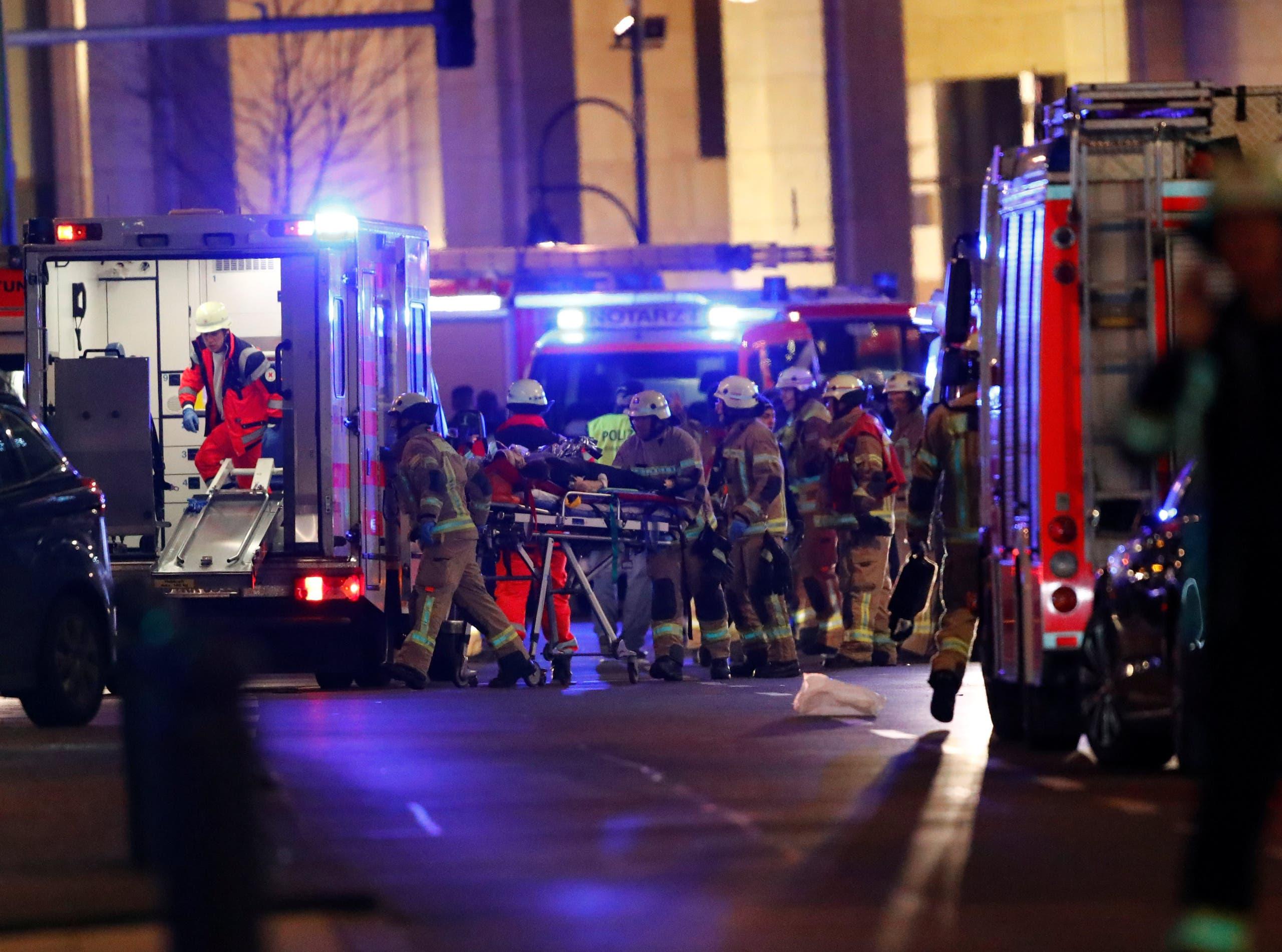 ISIS claims deadly Berlin Christmas market attack - Al Arabiya English
