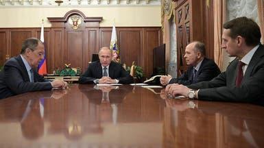 بوتين: اغتيال السفير يهدف لتخريب عملية السلام السورية
