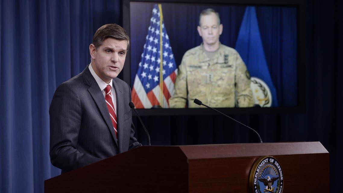 "Pentagon Press Secretary Peter Cook confirmed the strike also killed Bilal al-Utabi, Qahtani's deputy, as well as Abd al-Wahid al-Junabi, described as ""a senior al-Qaeda explosives expert."" (AFP)"