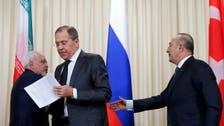 ایران ،روس اور ترکی میں شام امن سمجھوتے پر اتفاق