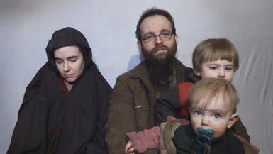 شاهد.. طفلان ولدا في أسر طالبان أفغانستان