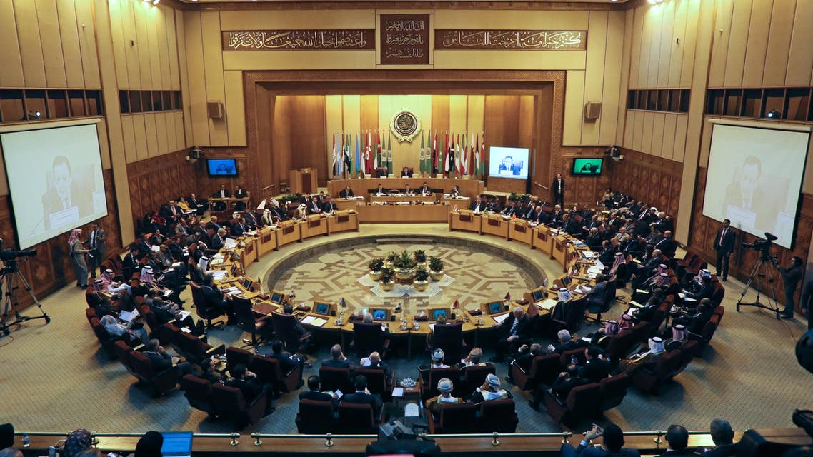 The ministers' resolution was issued following an emergency meeting in Cairo over Aleppo late on Monday. (Reuters)
