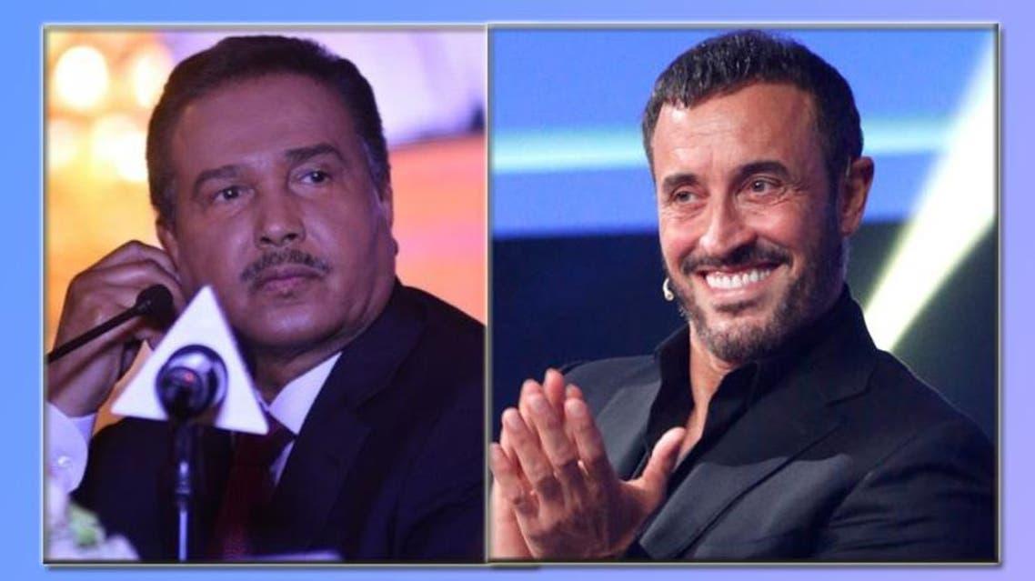 كاظم الساهر و محمد عبده