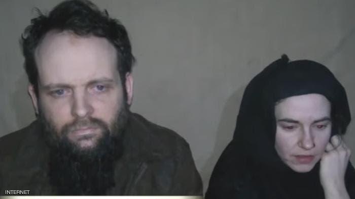 زوج ربوده شده در ویدیویی که پیشتر منتشر شده بود