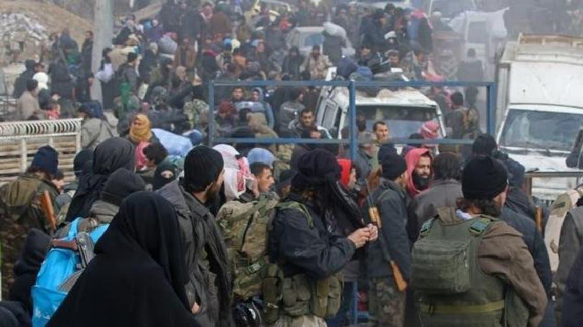 عمليات الإجلاء تتواصل في حلب