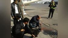 ماعز ذبحوها في المطار ليباركوا طائرة ركاب باكستانية