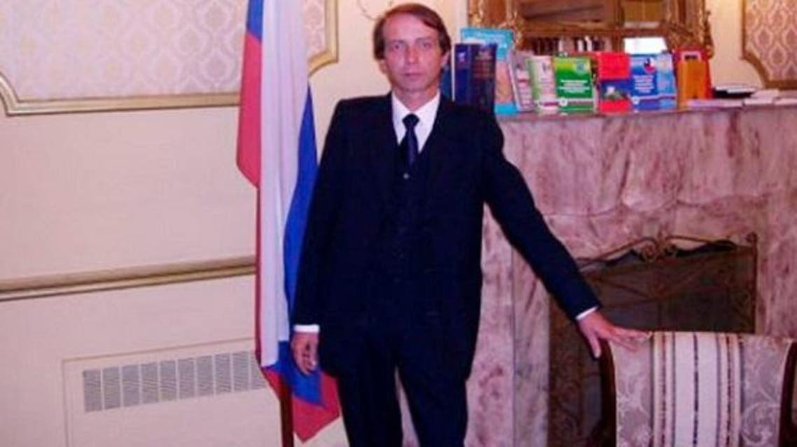 الدبلوماسي الموصوف برفيع المستوى، بيتر بولشيكوف