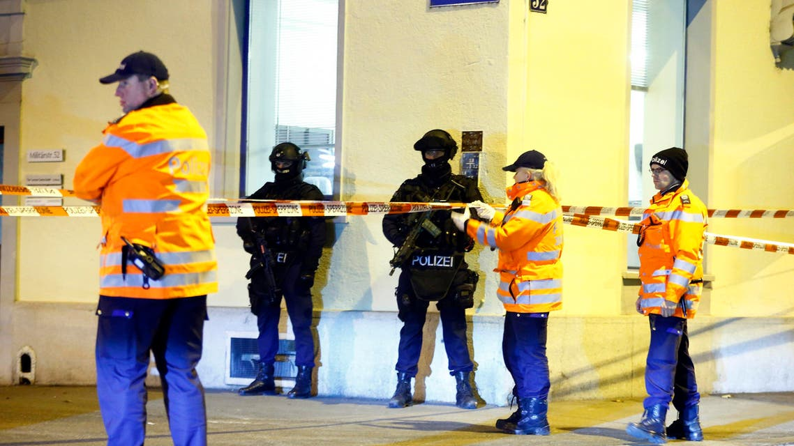 In pictures: Zurich Muslim prayer hall shooting