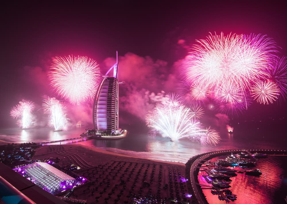 The emergence of 2017 is something to look forward to, so where's best to ring in the New Year? (Shutterstock)