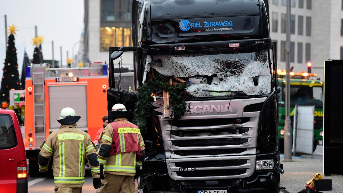 Their attacks used the simplest everyday instruments in the most everyday situations, such as trucks. (AFP)