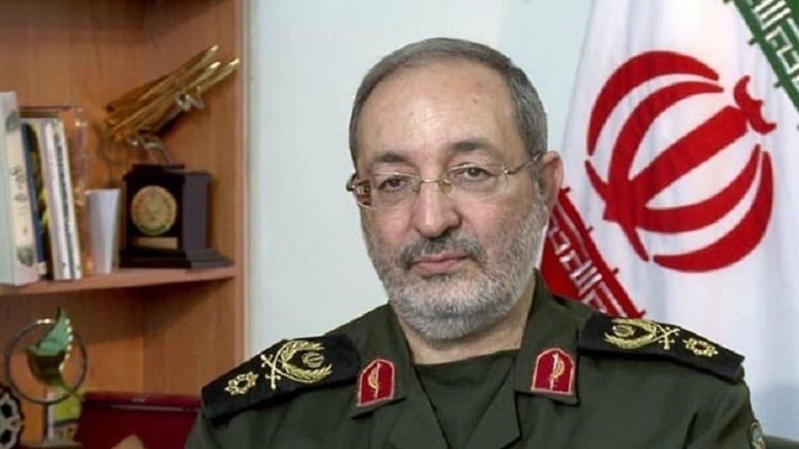 مساعد الاركان الايراني الجنرال مسعود جزائري