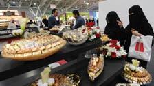 Saudis indulge sweet tooth at coffee, chocolate fair