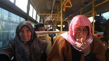The last stage of Aleppo's evacuation begins