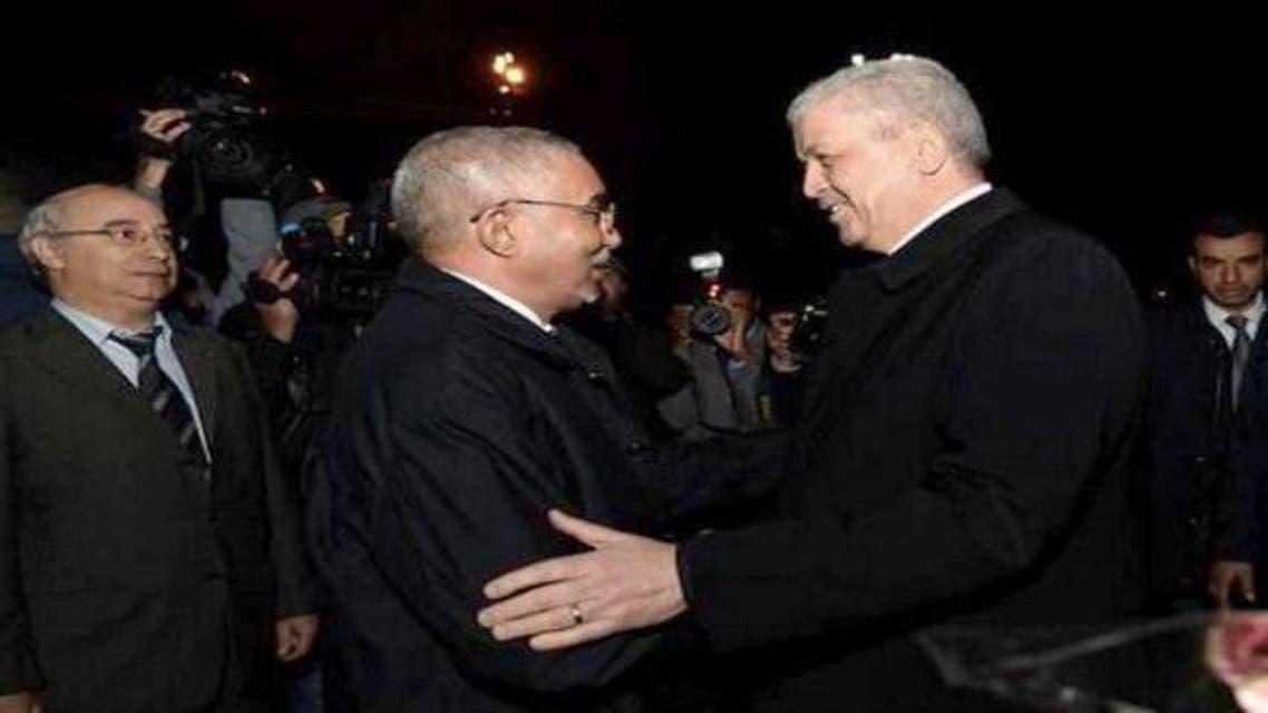 الوزير الأول الجزائري ونظيره الموريتاني
