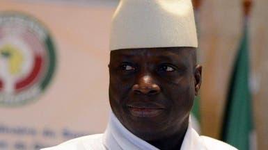 """""""ديمقراطية' غامبيا: قائد الجيش يدعم الرئيس المهزوم"""