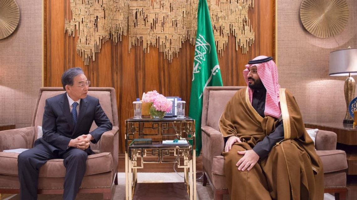 saudi crown prince meeting ceo japan stock market