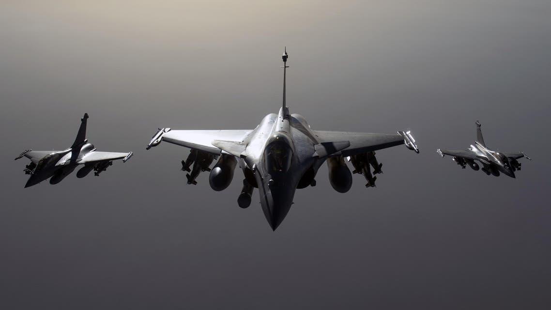 russia airstrike afp