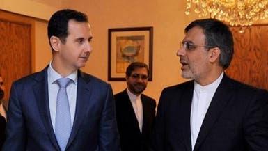 """إيران تبلّغ الأسد نتائج """"إعلان موسكو"""" حول سوريا"""