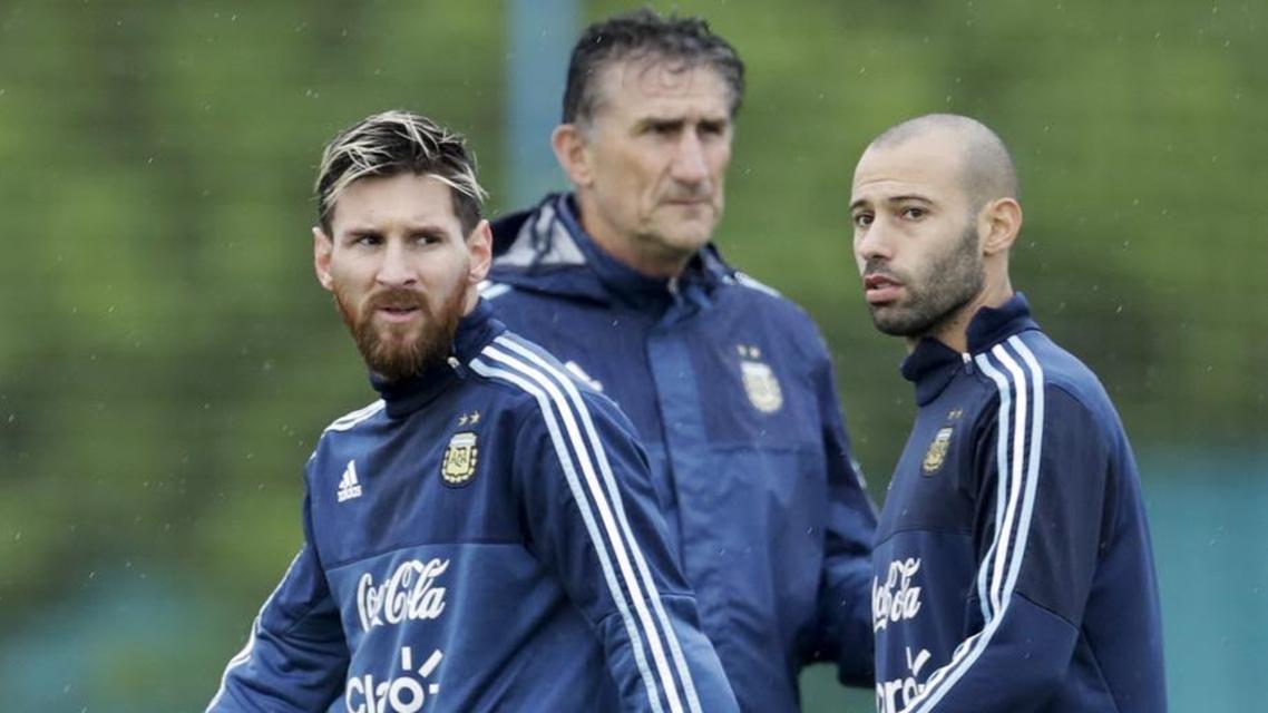مربی تیم آرژانتین