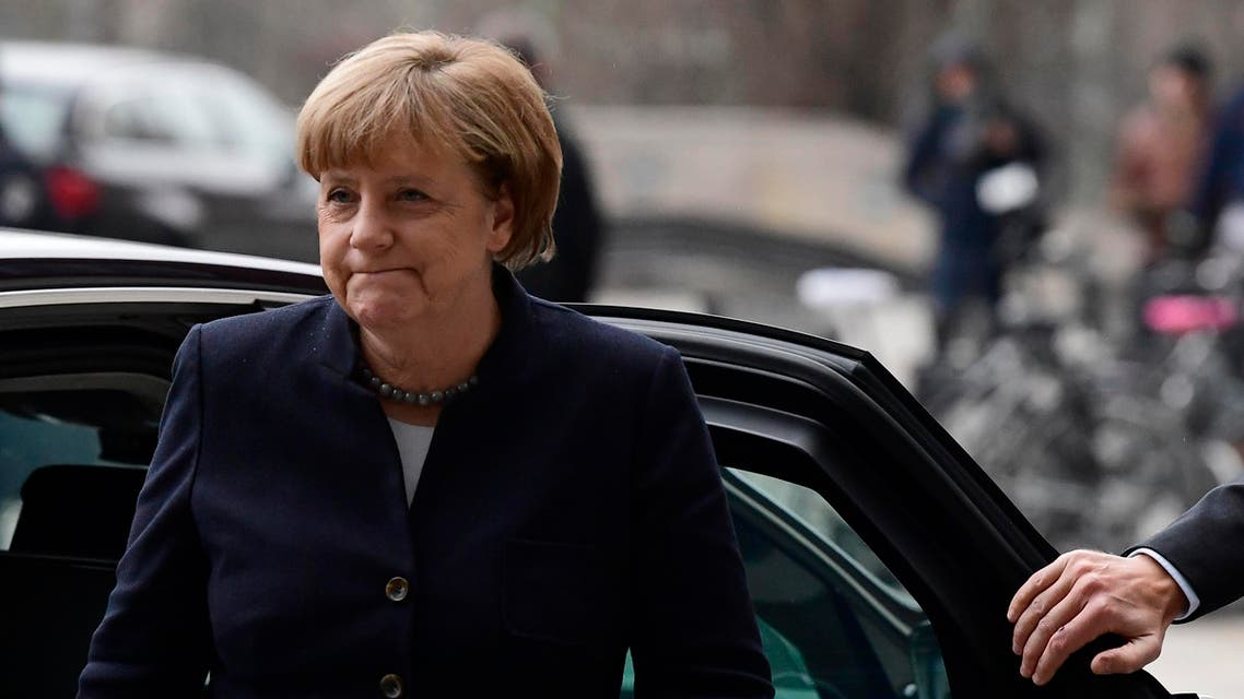 Germany's generous and welcoming policy toward refugees will be scrutinized and criticized again. (AFP)