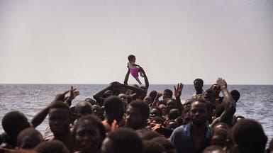 5000 مهاجر غرقوا في البحر المتوسط هذا العام