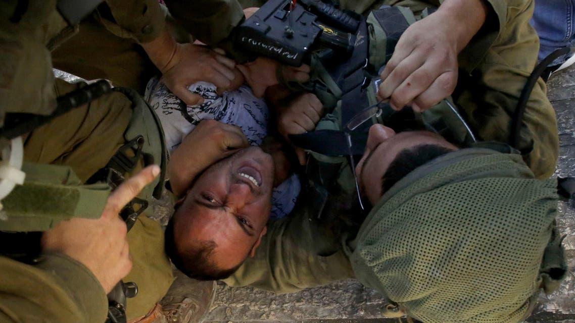 afp palestine israel