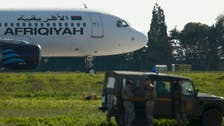 Libyan plane crisis ends, hijackers surrender