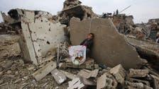 Rebels shell Aleppo as Assad urges peace