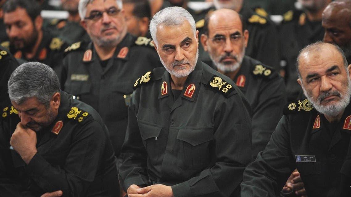 قائد فيلق القدس الارهابي قاسم سليماني