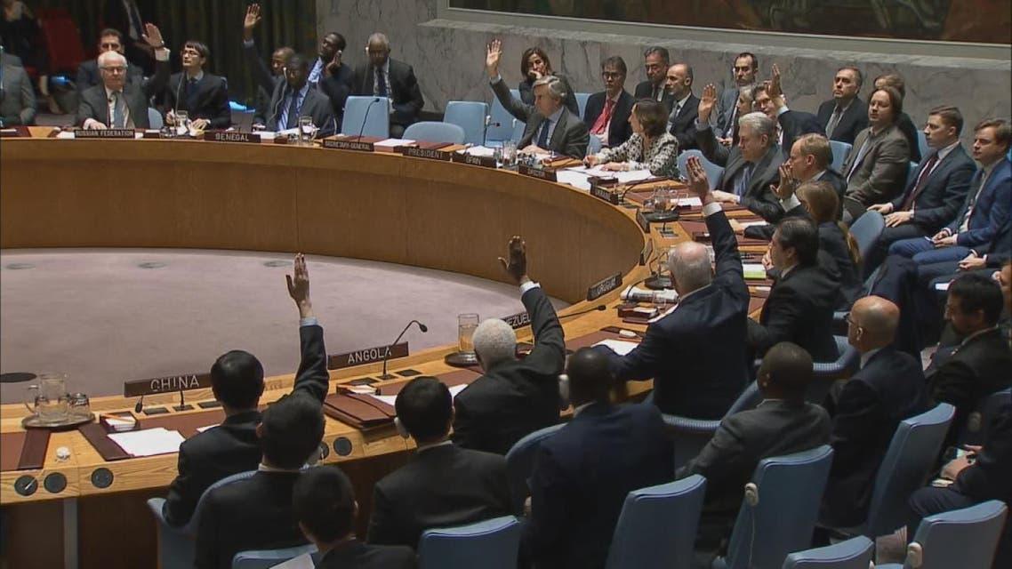 THUMBNAIL_ تصفيق حار على إدانة الاستيطان في مجلس الأمن