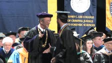 Real reason why a US university president refused an Arab grad's handshake