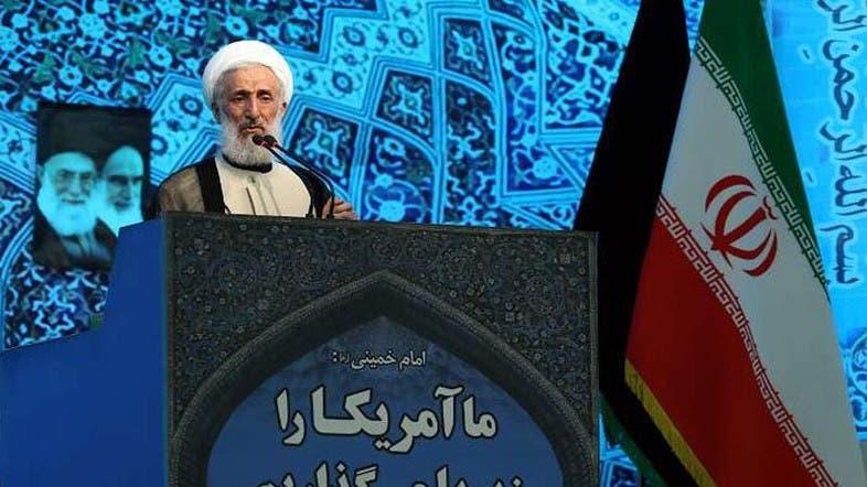 Iranian cleric hails assad regime s cultural victory in aleppo al arabiya english - Regime 16 8 ...