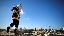 Website charts Santa's journey around the globe