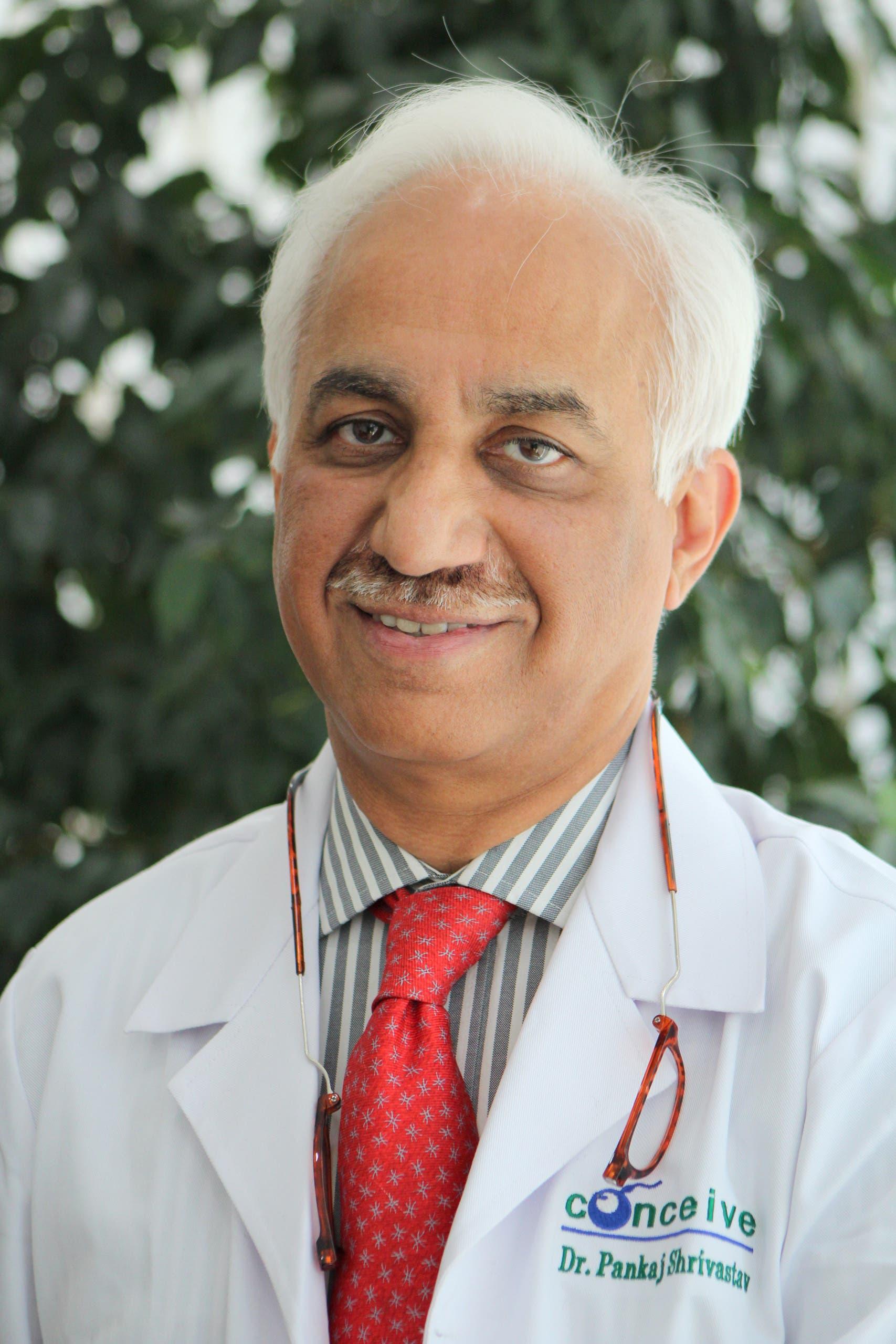 Dr Pankaj Shrivastav, Director, Conceive. (Supplied)