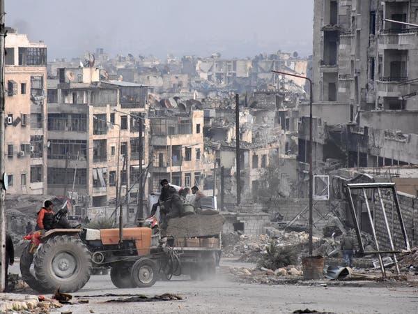 غارات روسية مكثفة على إدلب وريف حلب