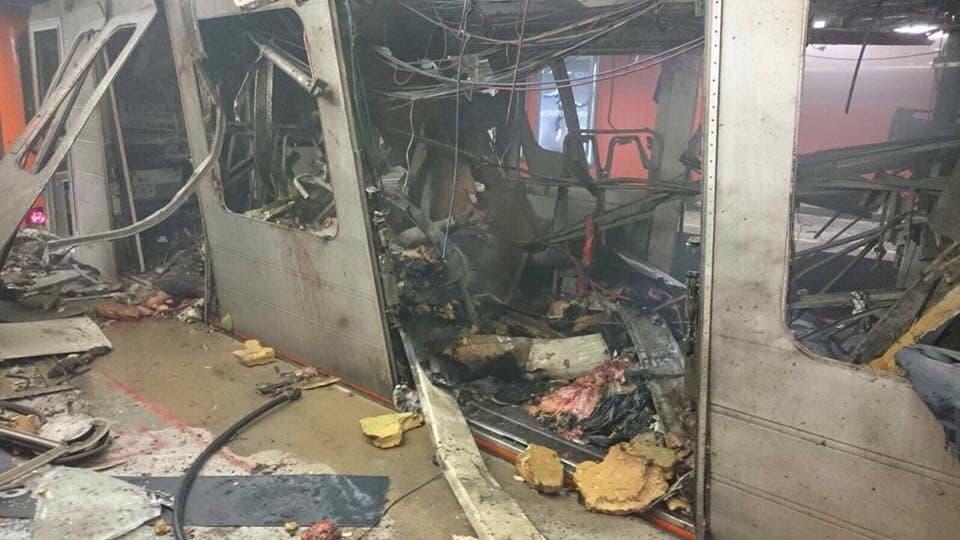 من تفجيرات بروكسل
