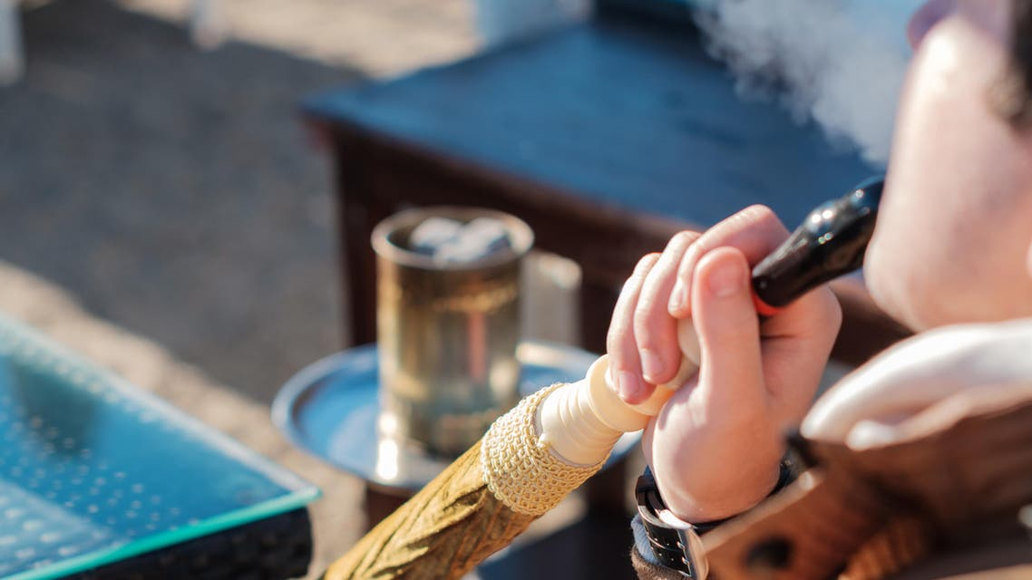 Shisha smoking is a common practise in the region. (Shutterstock)