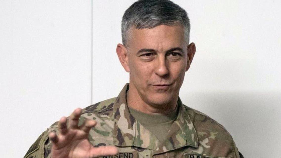 قائد التحالف الدولي تاونسند