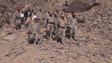 اليمن.. تقدم قوات الشرعية في صنعاء ونهم وتعز والبيضاء