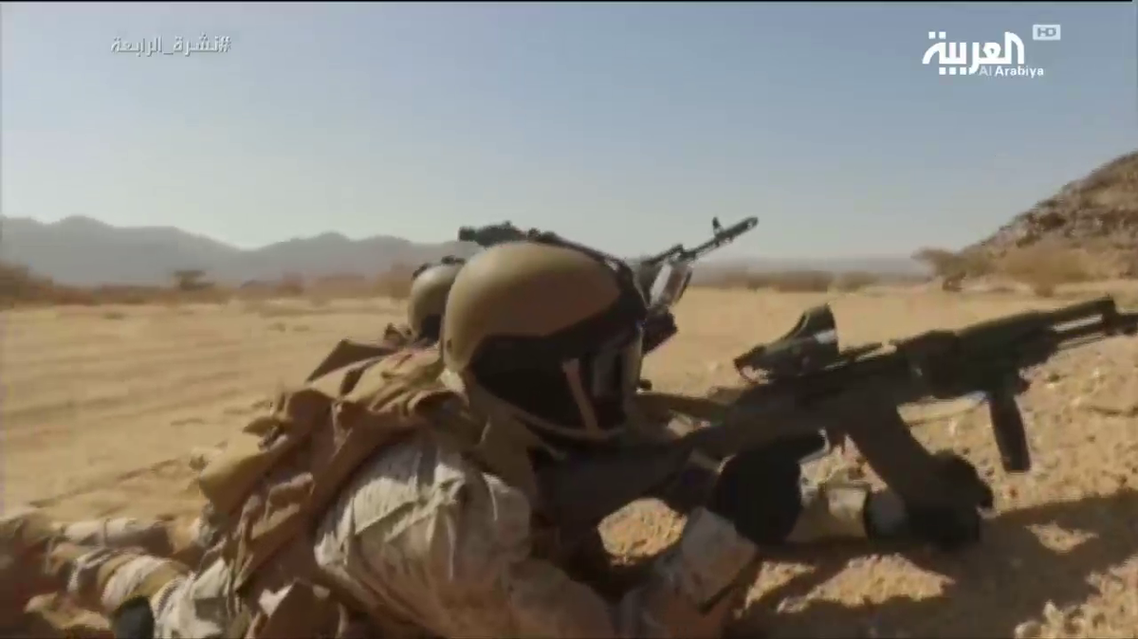 How Saudi forces thwart Houthi infiltrators