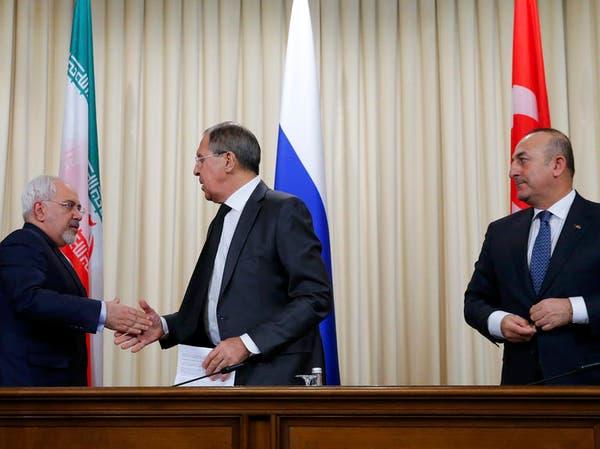 لافروف: نعتزم زيادة التعاون مع أنقرة وطهران بشأن سوريا