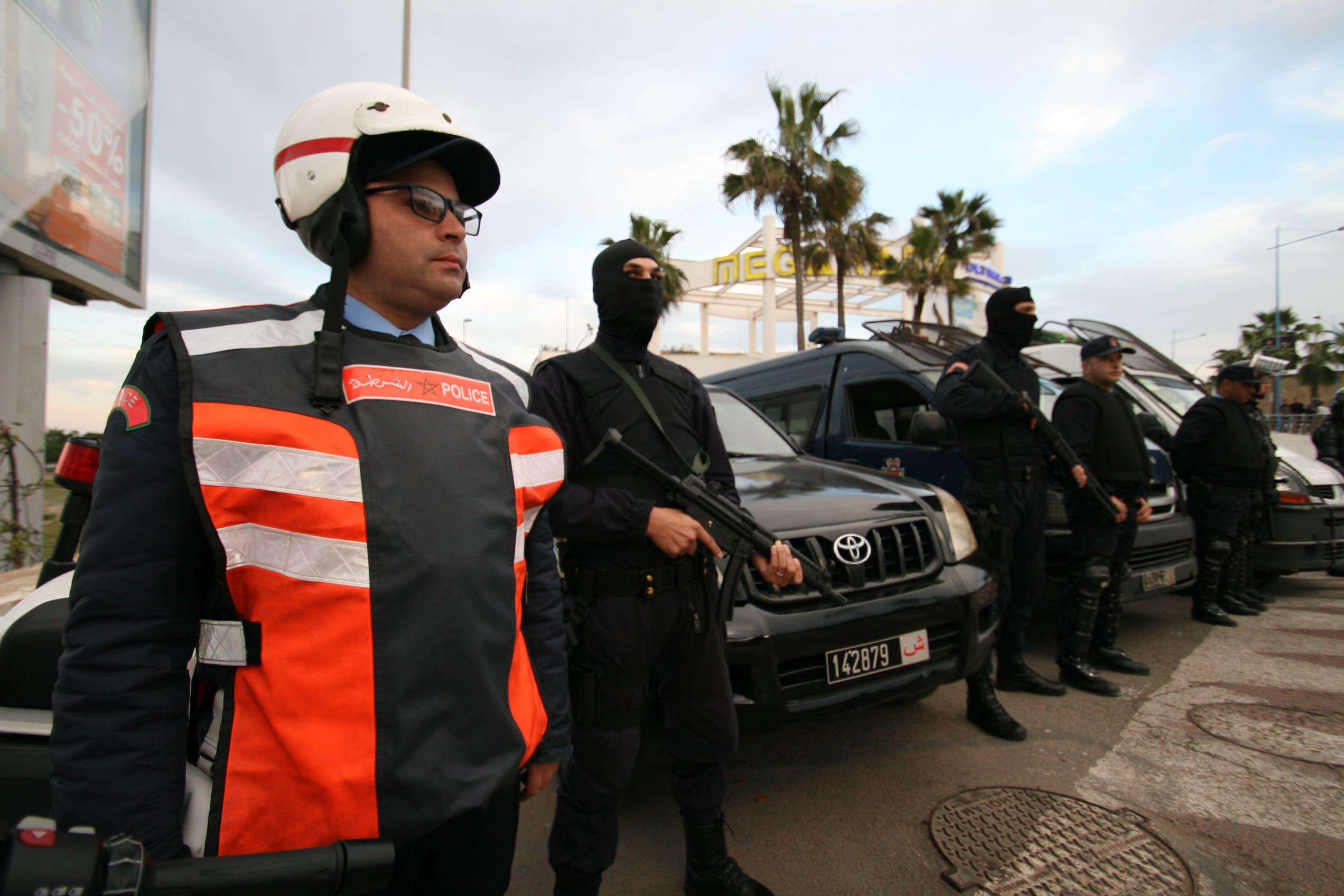 Moroccan Special Forces/Forces spéciales marocaines  :Videos et Photos : BCIJ, Gendarmerie Royale ,  - Page 9 2f0210c6-5fc0-4675-9059-a1d0fe399bc0