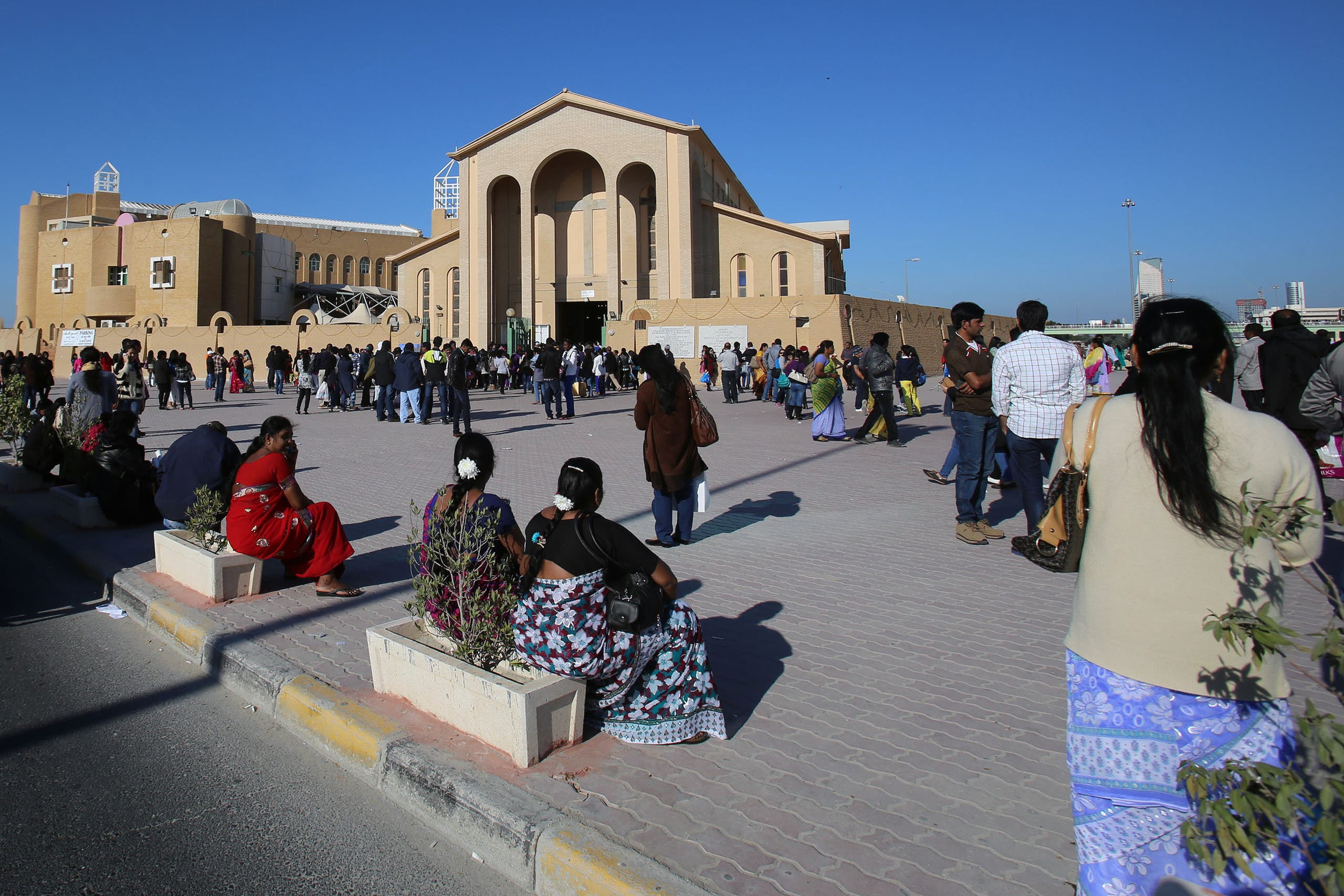 An inside look at the native Christian community of Kuwait Al